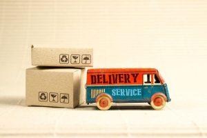 משלוחי חבילות עם רכבים גדולים